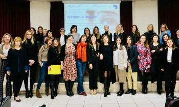 "APID - Hour ""Women & Wealth"" in Apindustria Brescia"